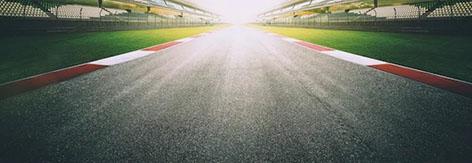 Circuito donde se realizan los cursos de conducción segura de Stea